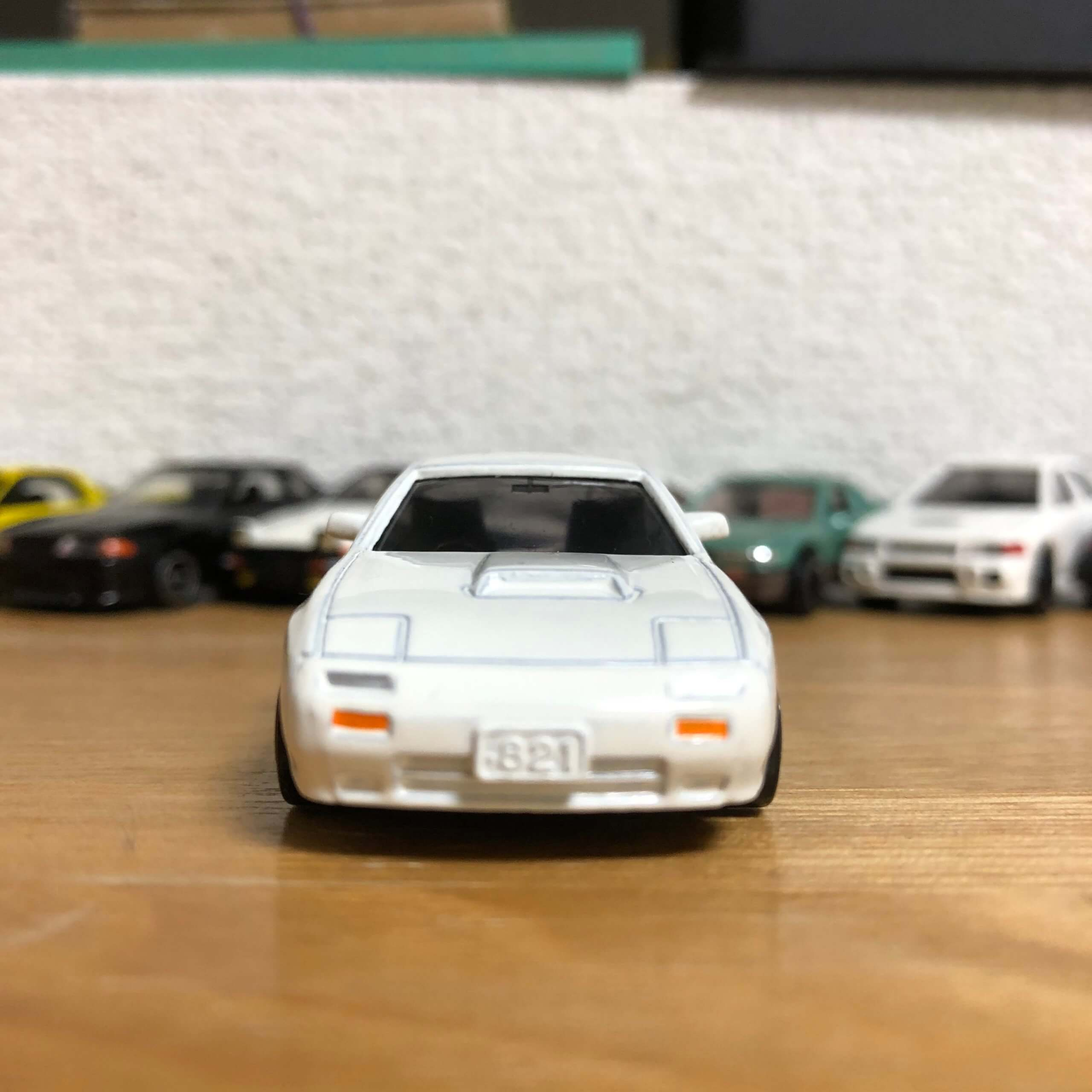 FC-3S RX-7  正面
